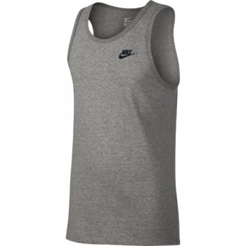Nike NSW Sportswear Tank (Grey/White) -