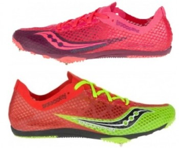 SAUCONY ENDORPHIN - MENS & WOMENS MIDDLE