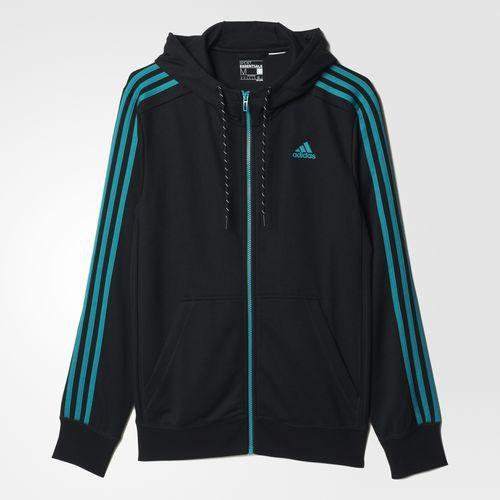 Adidas Essentials The Hood (Black/Green)