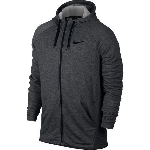 NIke Dry Full Zip Hoodie (Grey) - Mens