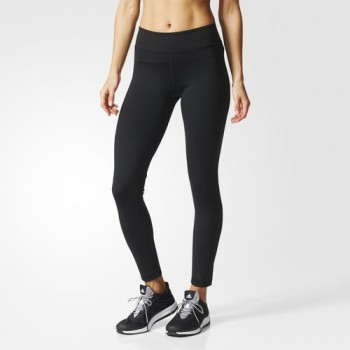 Adidas Woven Workout Long Tight (Black)