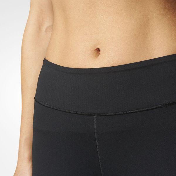 Adidas Woven Workout Long Tight (Black)