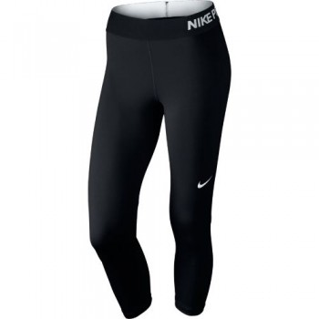 Nike Pro CL Capri Tight (Black) - Ladies