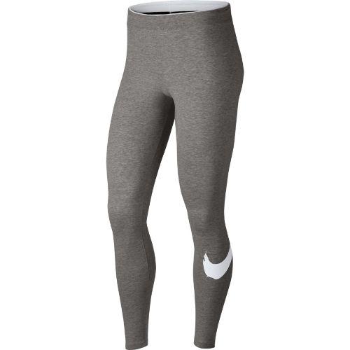 Nike Club Legging Swoosh (Grey/White) -