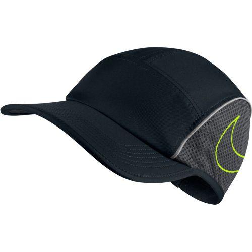 Nike Aerobill Cap (Black/Volt) - SALE