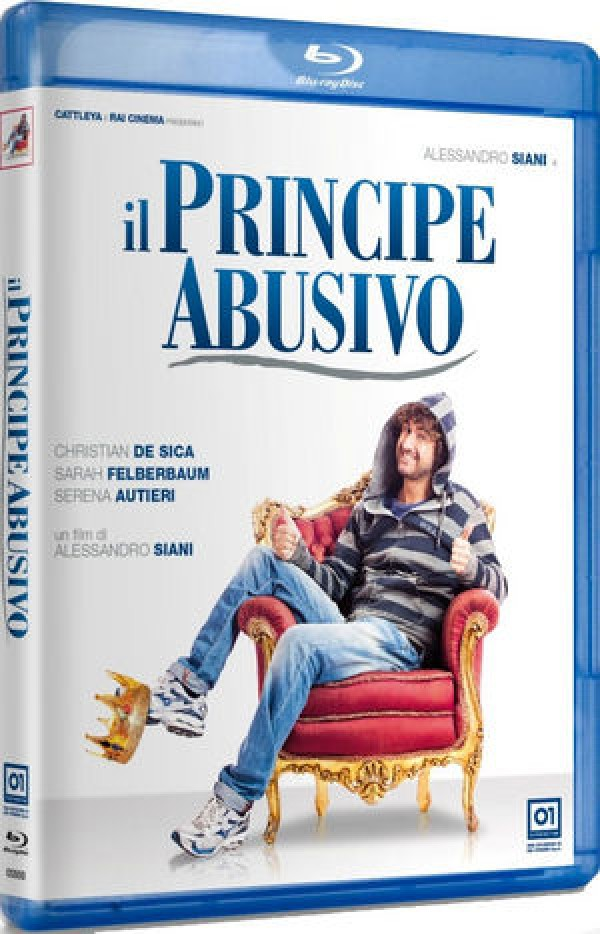 IL PRINCIPE ABUSIVO - BLU RAY