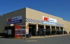 Kmart Tyre & Auto Repair and car Service Bendigo