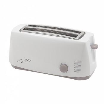 Nero 4 Slice Toaster White
