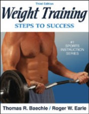 BOOK – WEIGHT TRAINING