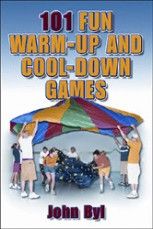 BOOK 101 FUN WARM-UP COOL DOWN GAME