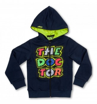 VR46 ROSSI KIDS FLEECE