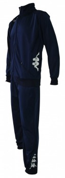 KAPPA4TEAM TRACKSUIT JACKET -NAVY