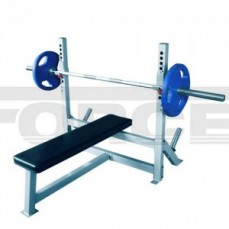 FORCE USA Fixed Olympic Bench Press