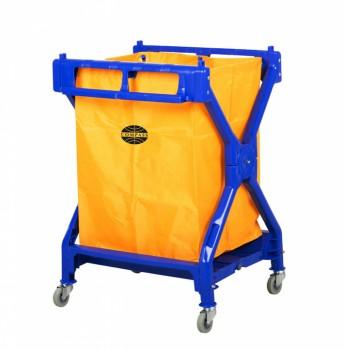 Compass Laundry Scissor Cart With Bag
