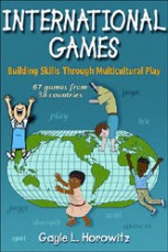 BOOK INTERNATIONAL GAMES
