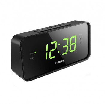 Philips Big Display Alarm Clock Radio