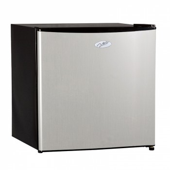 Nero 46L Stainless Steel Bar Fridge and