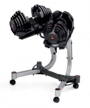2.5-24KG Bowflex Type Adjustable Dumbbel