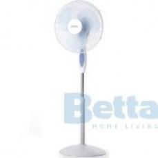 Omega Altise 40cm White Pedestal Fan