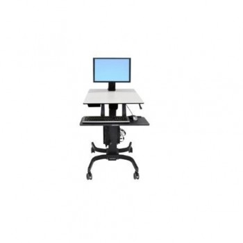 ERGOTRON WorkFit-C Single LD SitStand Wo