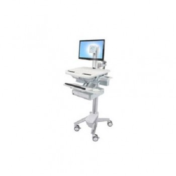 ERGOTRON STYLEVIEW CART WITH LCD PIVOT 1