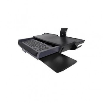 ERGOTRON KEYBOARD WITH MOUSE TRAY KIT CO
