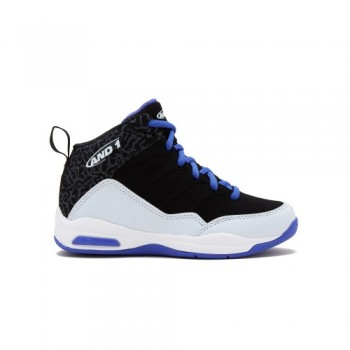 BREAKOUT MID JUNIOR - BLACK/ROYAL/WHITE