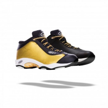 TAI CHI MID MEN'S - BLACK/GOLD