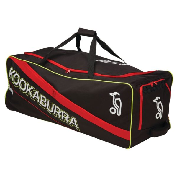 Cricket Bag Kookaburra Pro 1000 Black/Re