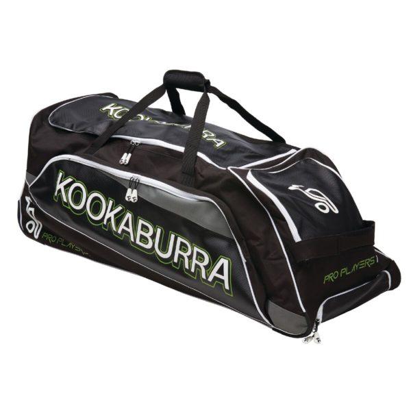 Cricket Bag Kookaburra Pro Players 1 Bla