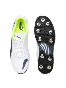 Cricket Shoe Puma Team Full Spike Size 1