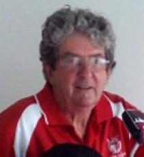 Brian Bensted  Keperra Golf Club, Brisba