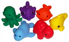 BEAN BAG ANIMALS FISH