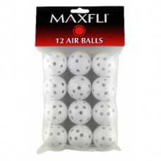 Golf Ball Plastic With Holes – 12