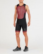 PERFORM FRONT ZIP TRISUIT