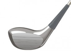 GOLF CLUBS 3 WOOD LH