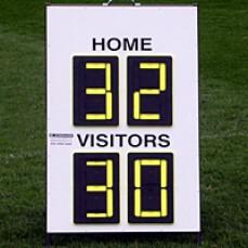 Scoreboard A Frame 0-99