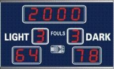 Scoreboard Basketball Little Champ
