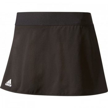 Adidas Womens Club Skirt - White/Black