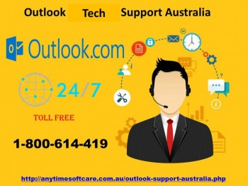 Outlook Tech Support Australia 1-800-614-419 For Instant Service