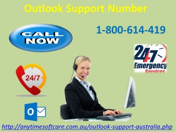 Outlook Support Number 1-800-614-419 |