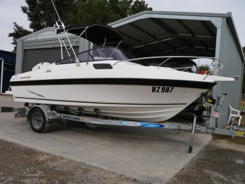 ALLISON VISION 175 - RUNABOUT