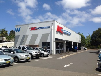 Kmart Tyre & Auto Repair and car Service CE North Ryde