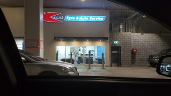 Kmart Tyre & Auto Repair and car Service CE Northmead