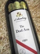 D'ARENBERG DEAD ARM SHIRAZ 2013 (SA)