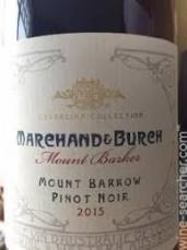 MARCHLAND & BURCH PINOT NOIR (WA)