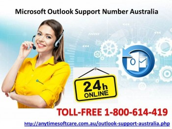 Microsoft Outlook Support Number Austral