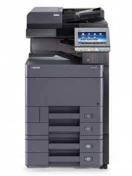 The New Kyocera TASKalfa 2552ci