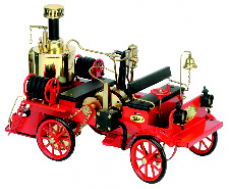 Wilesco D305 Steam Drive Fire Engine