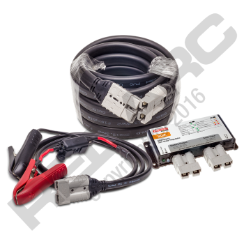 20 AMP SOLAR REGULATOR AND CABLE VALUE
